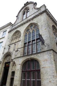 Saaihalle, ancienne loge génoise
