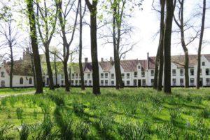 Le béguinage de Bruges (Begijnhof)