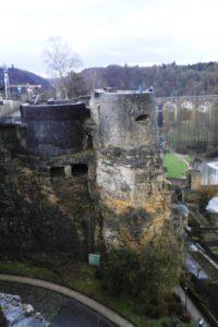 Casemates du Bock Luxembourg ville.