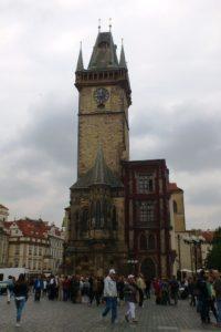 Ancien hôtel de ville Prague.