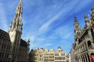 Grand-Place de Bruxelles et hôtel de ville