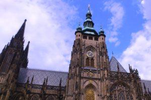 Cathédrale Saint-Guy Prague.