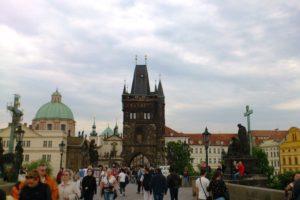 Pont Charles Prague.