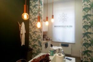 Espace atelier de chez Mlle Biloba Lille.