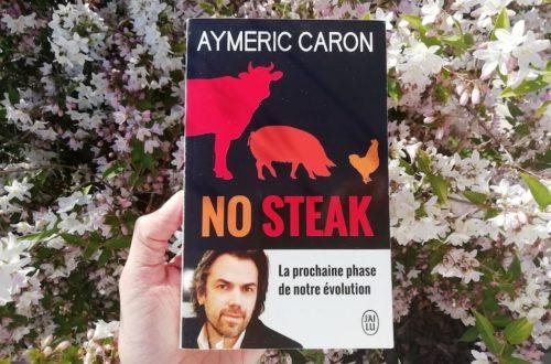 Couverture du livre No Steak de Aymeric Caron