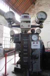 Salle des machines Oignies 9-9bis bassin minier.