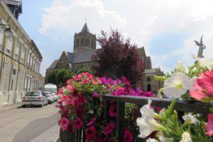 Collégiale Notre Dame Cassel.