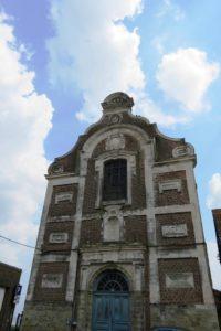 Ancienne chapelle des jésuites Cassel.