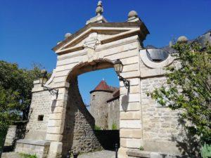 Porte du château comtal de Boulogne-sur-Mer