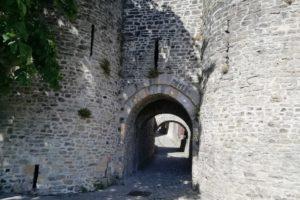 Promenade des remparts à Boulogne-sur-Mer
