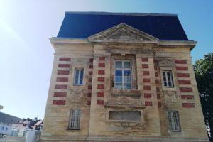 Façade bâtiment Basse-ville Boulogne-sur-Mer