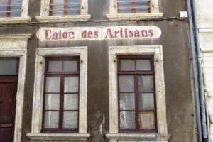 Union des artisans à Boulogne-sur-Mer