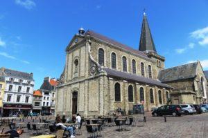 Eglise Saint Nicolas à Boulogne-sur-Mer