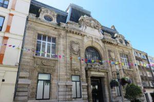 Façade de bâtiment Basse-ville Boulogne-sur-Mer