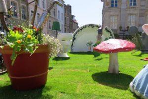 Jardin éphémère Boulogne-sur-Mer