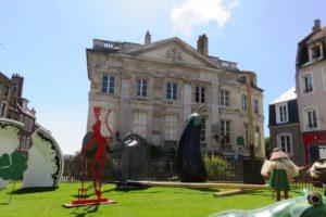 Palais impérial de Boulogne-sur-Mer
