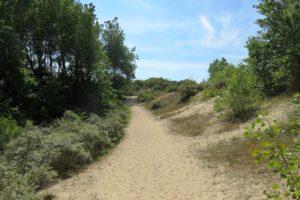 Circuit de la dune Marchand à Zuydcoote
