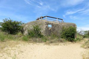 Blockhaus de la dune Marchand à Zuydcoote