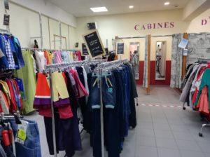 Intérieur de la boutique Ding Fring Arras
