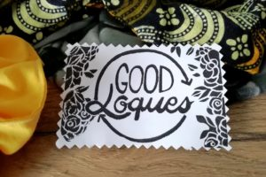 Logo de la marque Good Loques par Marlène Duhem