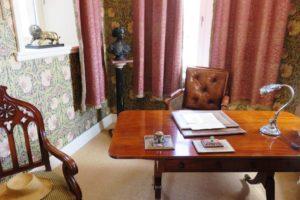 Appartement de John Withley au château d'Hardelot
