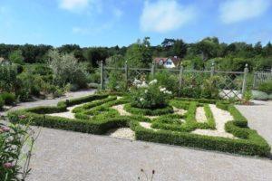 Jardins du château d'Hardelot