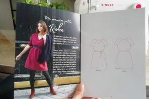 Guide ma première petite robe avec Artesane et Singer