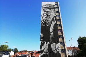 Street art par Hendrik Beikirch