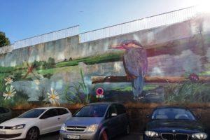 Street art par Pierre Peckeu
