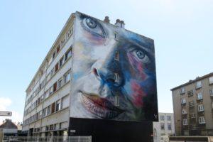 Street art par David Walker
