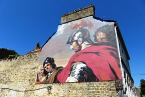 Street art par Andrea Ravo Mattoni