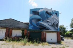 Street art par Peeta Ead