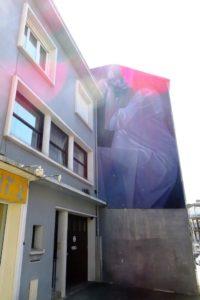 Street art par Lonac
