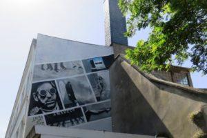 Street art par l'Ecole Municipale d'Arts